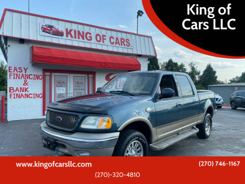 2002 Ford F-150 for sale at King of Cars LLC in Bowling Green KY
