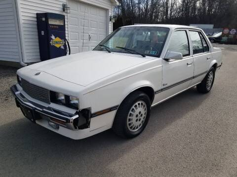 1985 Cadillac Cimarron for sale at STARRY'S AUTO SALES in New Alexandria PA