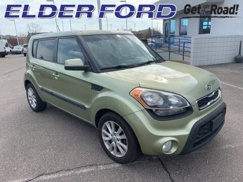 2012 Kia Soul for sale at Mr Intellectual Cars in Troy MI