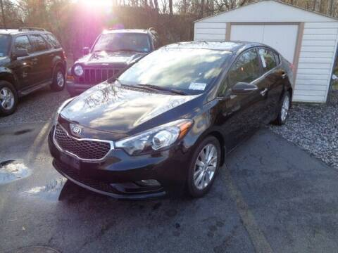 2014 Kia Forte for sale at MR DS AUTOMOBILES INC in Staten Island NY