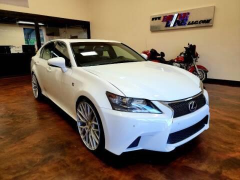 2015 Lexus GS 350 for sale at Driveline LLC in Jacksonville FL