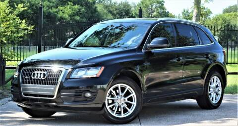 2011 Audi Q5 for sale at Texas Auto Corporation in Houston TX