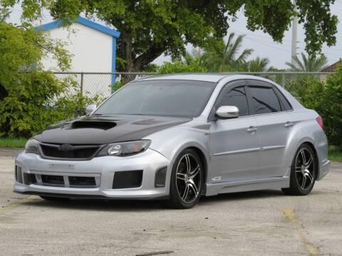 2013 Subaru Impreza for sale at DK Auto Sales in Hollywood FL