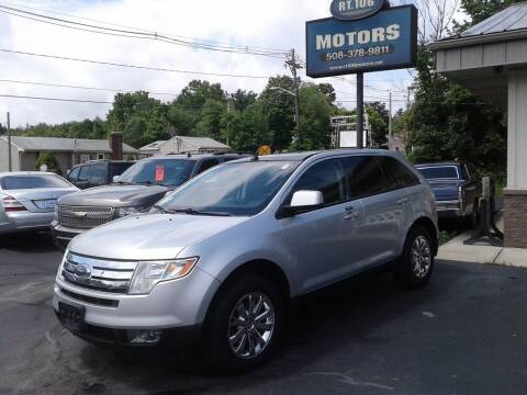 2009 Ford Edge for sale at Route 106 Motors in East Bridgewater MA
