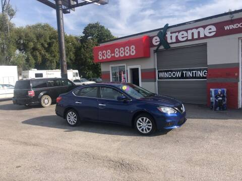 2017 Nissan Sentra for sale at Extreme Auto Sales in Plainfield IN