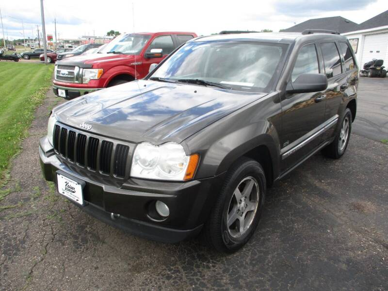 2006 Jeep Grand Cherokee for sale at KAISER AUTO SALES in Spencer WI