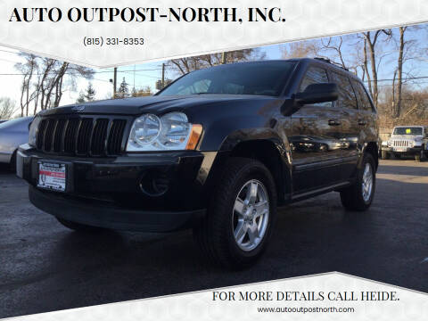2007 Jeep Grand Cherokee for sale at Auto Outpost-North, Inc. in McHenry IL
