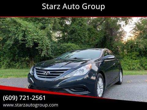 2014 Hyundai Sonata for sale at Starz Auto Group in Delran NJ