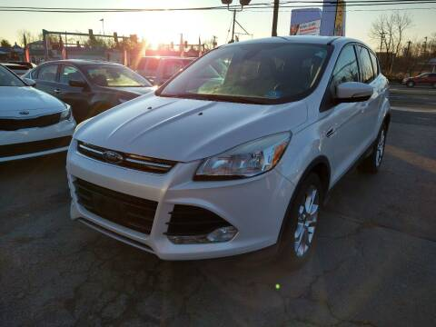 2013 Ford Escape for sale at P J McCafferty Inc in Langhorne PA