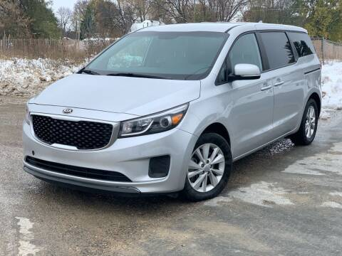 2017 Kia Sedona for sale at ONG Auto in Farmington MN