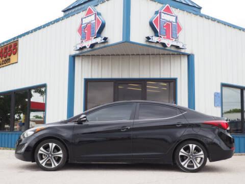 2014 Hyundai Elantra for sale at DRIVE 1 OF KILLEEN in Killeen TX