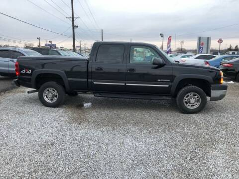 2003 Chevrolet Silverado 2500HD for sale at Wildcat Used Cars in Somerset KY