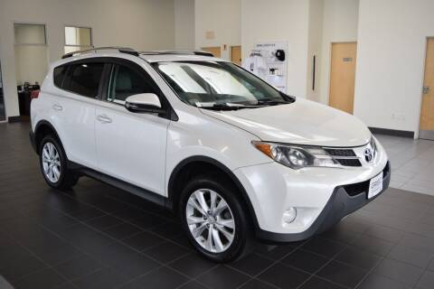 2013 Toyota RAV4 for sale at BMW OF NEWPORT in Middletown RI