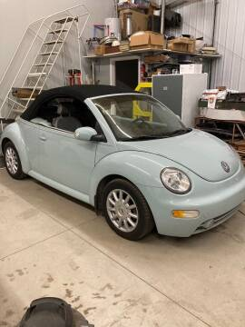 2005 Volkswagen New Beetle Convertible for sale at CARS PLUS MORE LLC in Cowan TN