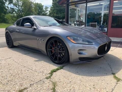 2010 Maserati GranTurismo for sale at NJ Quality Auto Sales LLC in Richmond IL