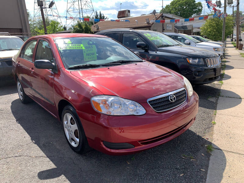 2008 Toyota Corolla for sale at Big T's Auto Sales in Belleville NJ