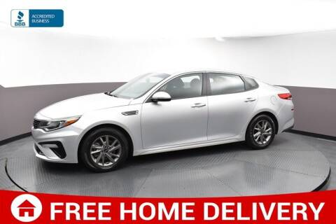 2019 Kia Optima for sale at Florida Fine Cars - West Palm Beach in West Palm Beach FL