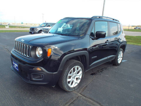 2016 Jeep Renegade for sale at G & K Supreme in Canton SD