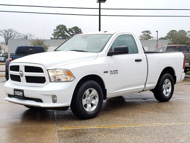 2016 RAM Ram Pickup 1500 for sale at Tyler Car  & Truck Center in Tyler TX