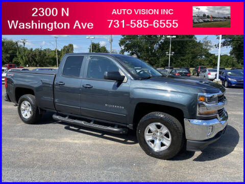 2017 Chevrolet Silverado 1500 for sale at Auto Vision Inc. in Brownsville TN