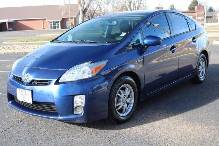 2011 Toyota Prius for sale at Cypress Motors of Ridgewood in Ridgewood NY
