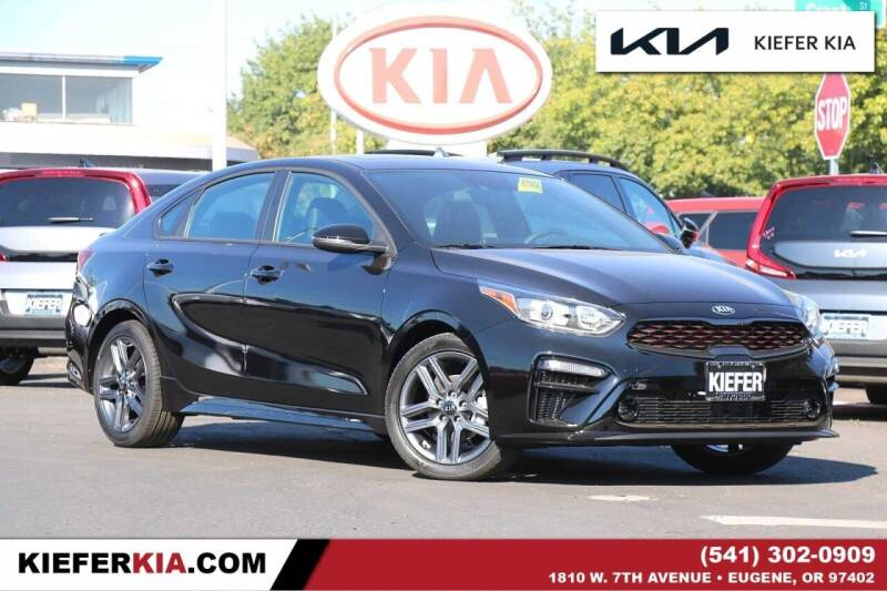2021 Kia Forte for sale in Eugene, OR
