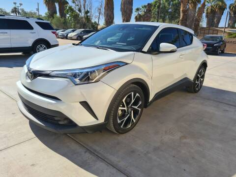 2018 Toyota C-HR for sale at A AND A AUTO SALES in Gadsden AZ