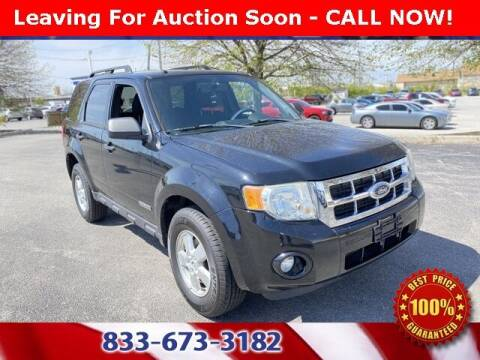 2008 Ford Escape for sale at Glenbrook Dodge Chrysler Jeep Ram and Fiat in Fort Wayne IN