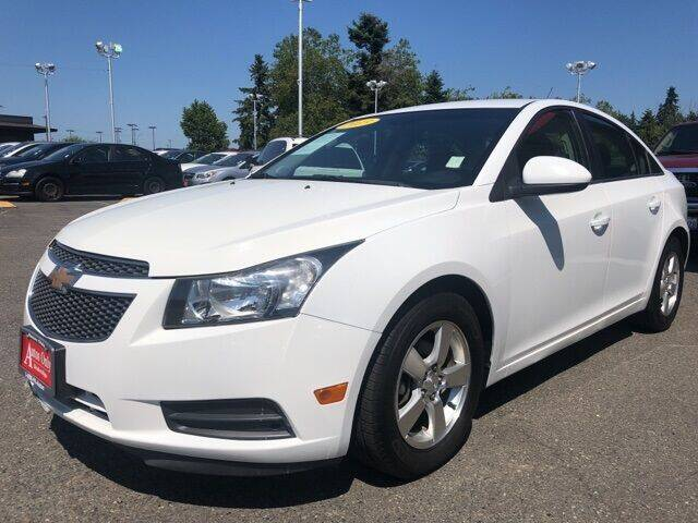 2013 Chevrolet Cruze for sale at Autos Only Burien in Burien WA