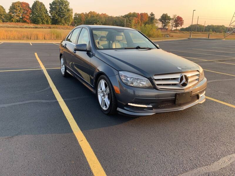 2011 Mercedes-Benz C-Class for sale at Quality Motors Inc in Indianapolis IN