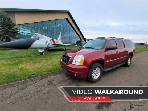 2010 GMC Yukon XL for sale at McMinnville Auto Sales LLC in Mcminnville OR