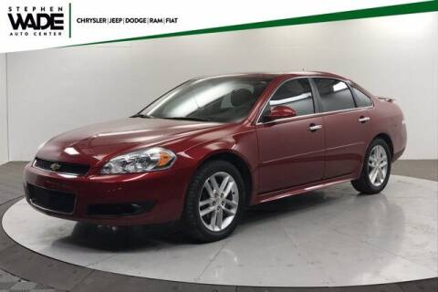 2013 Chevrolet Impala for sale at Stephen Wade Pre-Owned Supercenter in Saint George UT