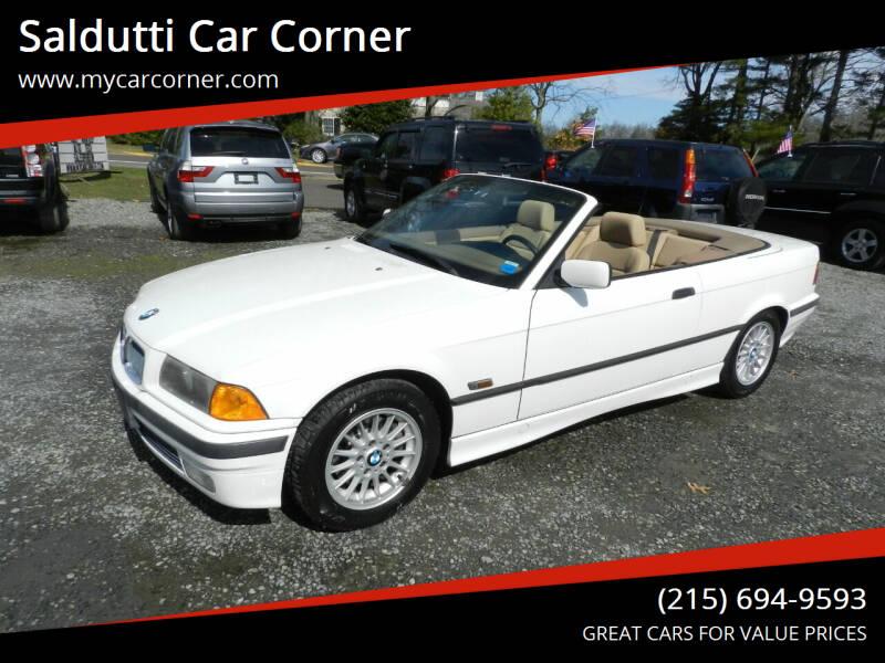 1996 BMW 3 Series for sale at Saldutti Car Corner in Gilbertsville PA