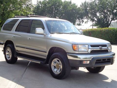 2002 Toyota 4Runner for sale at Auto Starlight in Dallas TX