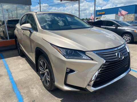 2019 Lexus RX 350 for sale at P J Auto Trading Inc in Orlando FL