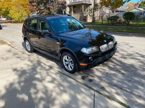 2009 BMW X3 for sale at RIVER AUTO SALES CORP in Maywood IL