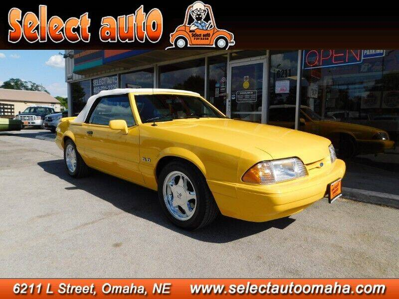 1993 Ford Mustang for sale in Omaha, NE
