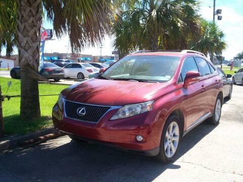 2010 Lexus RX 350 for sale at Louisiana Imports in Baton Rouge LA