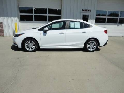 2017 Chevrolet Cruze for sale at Quality Motors Inc in Vermillion SD