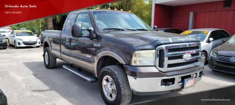 2005 Ford F-250 Super Duty for sale at Orlando Auto Sale in Orlando FL