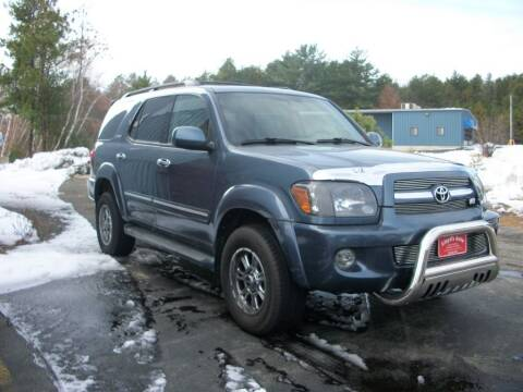2006 Toyota Sequoia for sale at Lloyds Auto Sales & SVC in Sanford ME