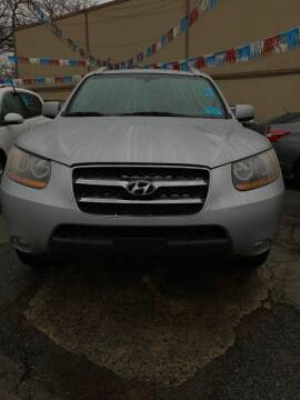 2009 Hyundai Santa Fe for sale at GARET MOTORS in Maspeth NY