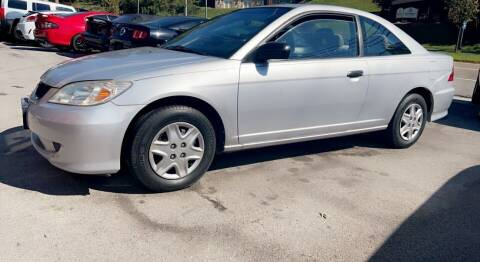 2004 Honda Civic for sale at North Knox Auto LLC in Knoxville TN