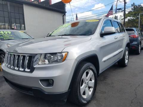 2013 Jeep Grand Cherokee for sale at Deals On Wheels Auto Group in Irvington NJ