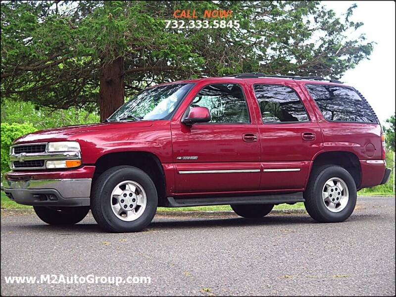 2002 Chevrolet Tahoe for sale in East Brunswick, NJ