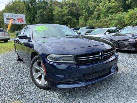 2015 Dodge Charger for sale at A&M Auto Sales in Edgewood MD