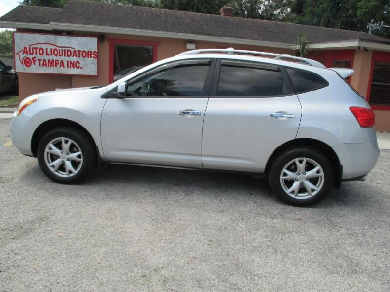 2010 Nissan Rogue for sale at Auto Liquidators of Tampa in Tampa FL