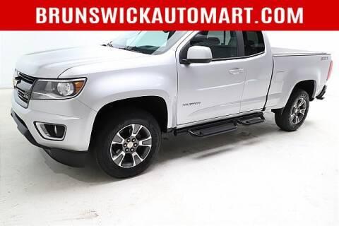 2016 Chevrolet Colorado for sale at Brunswick Auto Mart in Brunswick OH