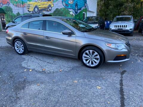 2012 Volkswagen CC for sale at Showcase Motors in Pittsburgh PA