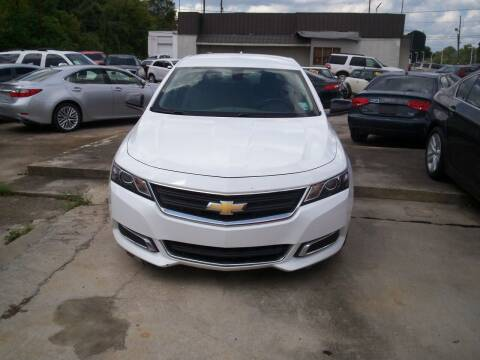 2017 Chevrolet Impala for sale at Louisiana Imports in Baton Rouge LA